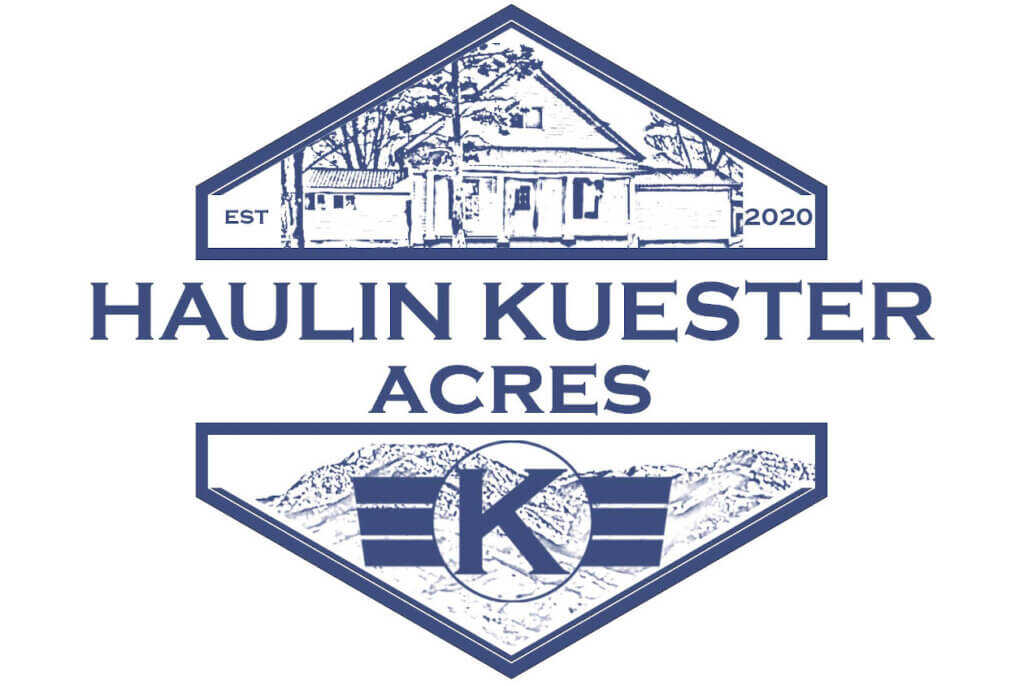 Haulin Kuester Acres log