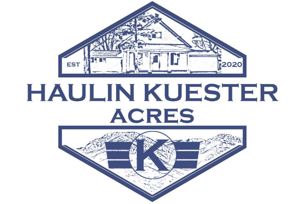Haulin Kuester Acres Logo